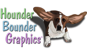 Website Design & Hosting by Hounder Bounder Graphics